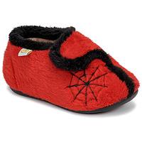 Schuhe Mädchen Hausschuhe Citrouille et Compagnie NOLIROSSO Rot