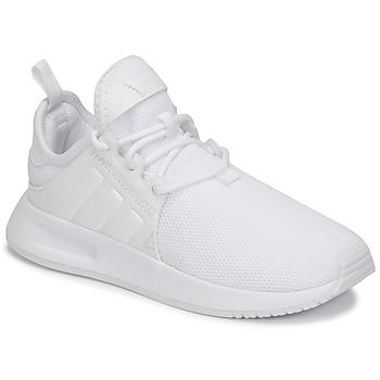 Schuhe Kinder Sneaker Low adidas Originals X_PLR C Weiss