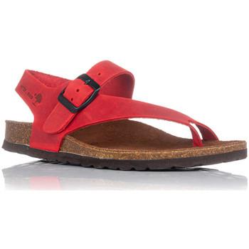 Schuhe Damen Sandalen / Sandaletten Interbios 7162 Rot