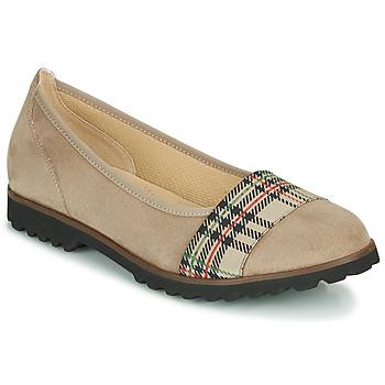 Schuhe Damen Ballerinas Gabor 5410642 Beige