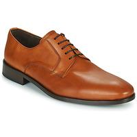 Schuhe Herren Derby-Schuhe So Size MANUELA Braun