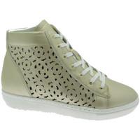 Schuhe Damen Boots Calzaturificio Loren LOC3886be tortora