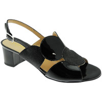Schuhe Damen Sandalen / Sandaletten Soffice Sogno SOSO20123ne nero