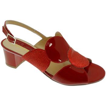 Schuhe Damen Sandalen / Sandaletten Soffice Sogno SOSO20123ro rosso