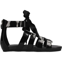 Schuhe Damen Wassersportschuhe Cult - Sandalo nero CLE104389 NERO