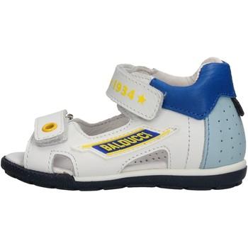 Schuhe Jungen Wassersportschuhe Balducci - Sandalo bco/avion CITA3604 BIANCO