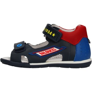 Schuhe Jungen Wassersportschuhe Balducci - Sandalo blu/rosso CITA3604 BLU