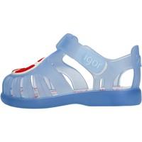 Schuhe Jungen Sandalen / Sandaletten Igor - Gabbietta celeste S10249-023 CELESTE