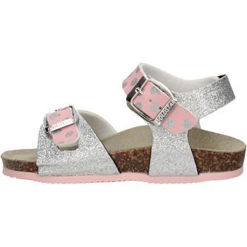Schuhe Mädchen Sandalen / Sandaletten Gold Star - Sandalo rosa 8846XP ROSA