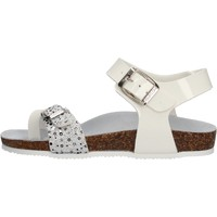 Schuhe Mädchen Sandalen / Sandaletten Gold Star - Sandalo bianco 8896AT BIANCO