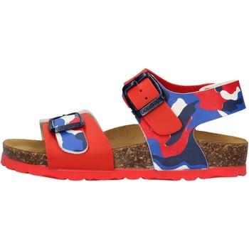 Schuhe Jungen Sandalen / Sandaletten Gold Star - Sandalo rosso 1805ST ROSSO