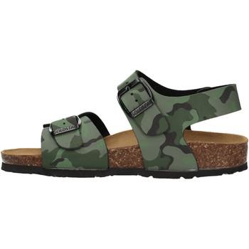 Schuhe Jungen Sandalen / Sandaletten Gold Star - Sandalo verde 1805ST VERDE