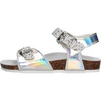Schuhe Jungen Sandalen / Sandaletten Gold Star - Sandalo bianco 8846AT BIANCO