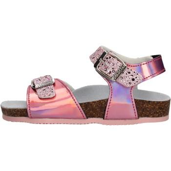 Schuhe Jungen Sandalen / Sandaletten Gold Star - Sandalo rosa 8846AT ROSA