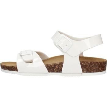 Schuhe Jungen Sandalen / Sandaletten Gold Star - Sandalo bianco 8846V BIANCO
