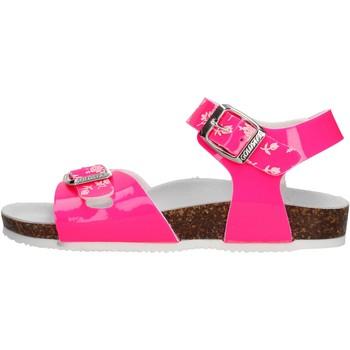 Schuhe Jungen Sandalen / Sandaletten Gold Star - Sandalo fragola 8846PF FUXIA