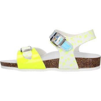 Schuhe Jungen Sandalen / Sandaletten Gold Star - Sandalo kiwi 8846PF GIALLO