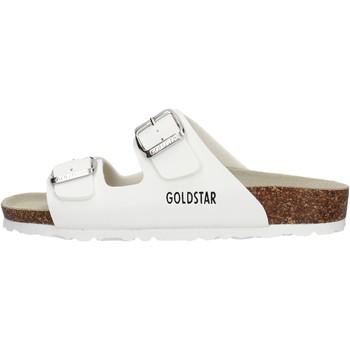Schuhe Jungen Pantoffel Gold Star - Ciabatta  bianco 1800 BIANCO