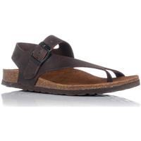 Schuhe Damen Sandalen / Sandaletten Interbios 7162 Braun