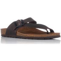 Schuhe Damen Sandalen / Sandaletten Interbios 7119 Braun