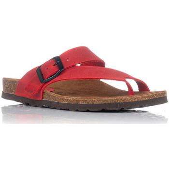 Schuhe Damen Sandalen / Sandaletten Interbios 7119 Rot