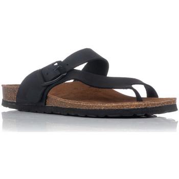 Schuhe Damen Sandalen / Sandaletten Interbios 7119 Schwarz