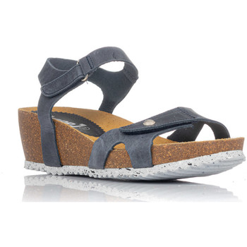 Schuhe Damen Sandalen / Sandaletten Zapp 5858 Blau