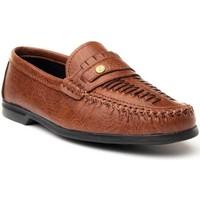 Schuhe Herren Slipper Montevita 65799 LEATHER