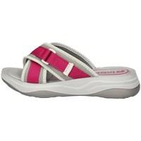 Schuhe Damen Pantoffel Inblu LD 7 FUCHSIE