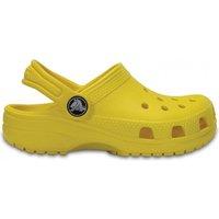 Schuhe Kinder Pantoffel Crocs CR.204536-LEMO Lemon