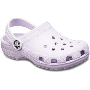Schuhe Kinder Pantoletten / Clogs Crocs CR.204536-LAV Lavender