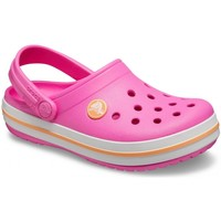 Schuhe Kinder Pantoletten / Clogs Crocs CR.204537-EPCA Electric pink/cantaloupe