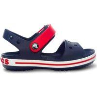 Schuhe Kinder Sandalen / Sandaletten Crocs CR.12856-NARD Navy/red