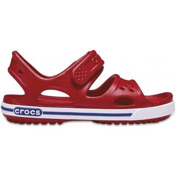 Schuhe Kinder Sandalen / Sandaletten Crocs CR.14854-PPBJ Pepper / blue jean