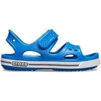 Schuhe Kinder Sandalen / Sandaletten Crocs CR.14854-BCCH Bright cobalt/charcoal