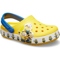 Schuhe Kinder Pantoletten / Clogs Crocs CR.205512-YEL Yellow