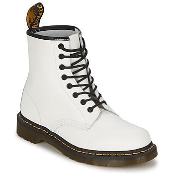 Schuhe Boots Dr Martens 1460 Weiss