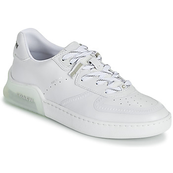 Schuhe Damen Sneaker Low Coach CITYSOLE Weiss