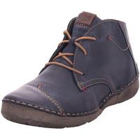 Schuhe Damen Stiefel Seibel Fergey 18 blau