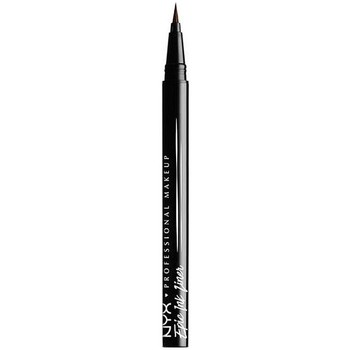 Beauty Damen Kajalstift Nyx Epic Ink Liner Eyeliner Waterproof brown  1 ml