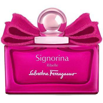Beauty Damen Eau de parfum  Salvatore Ferragamo Signorina Ribelle Edp Zerstäuber