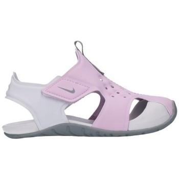 Schuhe Jungen Sandalen / Sandaletten Nike 943826 943827 501 Niño Morado violet