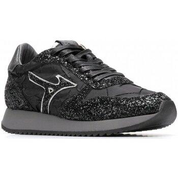 Schuhe Damen Sneaker Low Mizuno D1GE181409 ETAMIN 2 Schwarz