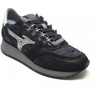 Schuhe Damen Sneaker Low Mizuno D1GE180709 NAOS 2 Schwarz