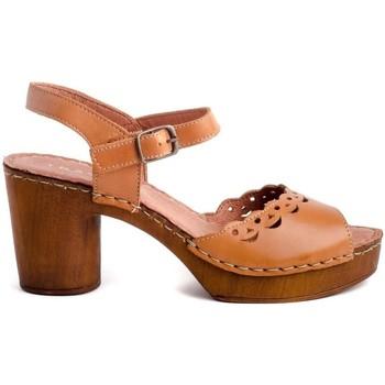 Schuhe Damen Sandalen / Sandaletten Zap-In 9182771 Braun