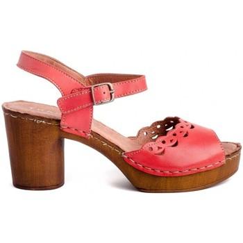 Schuhe Damen Sandalen / Sandaletten Zap-In 9182771 Rot