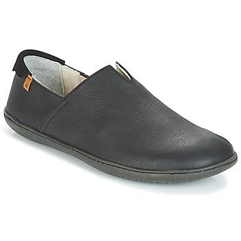 Schuhe Slip on El Naturalista EL VIAJERO Schwarz