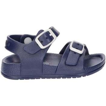 Schuhe Jungen Sandalen / Sandaletten Garvalin WASSERBESTÄNDIGER SANDAL SANDY BLUE