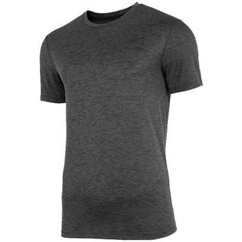 Kleidung Herren T-Shirts 4F TSMF003 Graphit