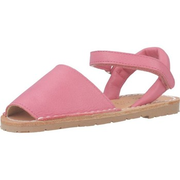 Schuhe Mädchen Sandalen / Sandaletten Ria 20090 Rosa